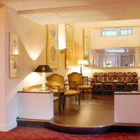 Hotel Bristol Salzburg Bar Lounge