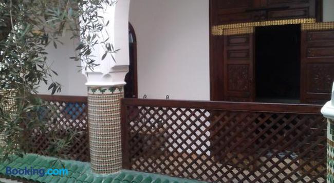 Riad Alma Mouassine - Marrakesh - Building