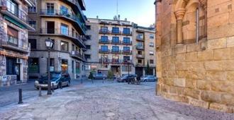 Hotel Silken Rona Dalba - Salamanca - Bangunan