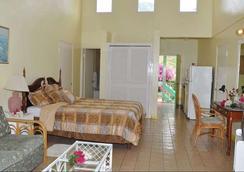 Bird Rock Beach Hotel - Basseterre - Kamar Tidur