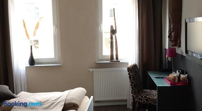 Hotel Sandmanns am Dom - Cologne - Bedroom