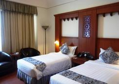 Platinum Hotel - Muskat - Kamar Tidur