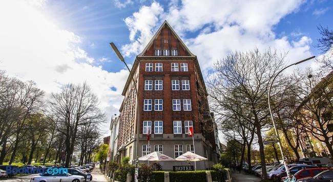 Hotel Fresena im Dammtorpalais - Hamburg - Building