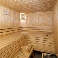 Best Western Expo Hotel Sauna Included in Room Rate