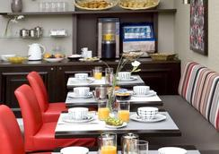 Jack's Hotel - Paris - Restoran