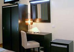 Hotel América - Porto - Kamar Tidur