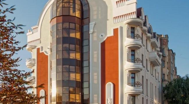 Staro Hotel - Kiev - Building