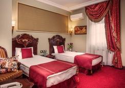 Staro Hotel - Kiev - Kamar Tidur