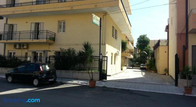 Villa Miriam - Reggio Calabria - Building