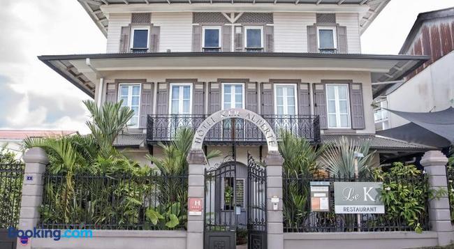 Hotel Ker Alberte - Cayenne - Building