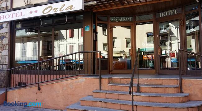 Hotel Orla - Vielha - Building