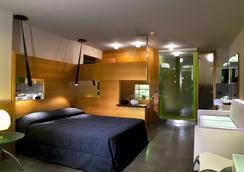 Hotel Zone - Roma - Kamar Tidur