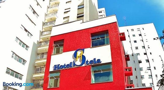 Hotel Stela - São Paulo - Building