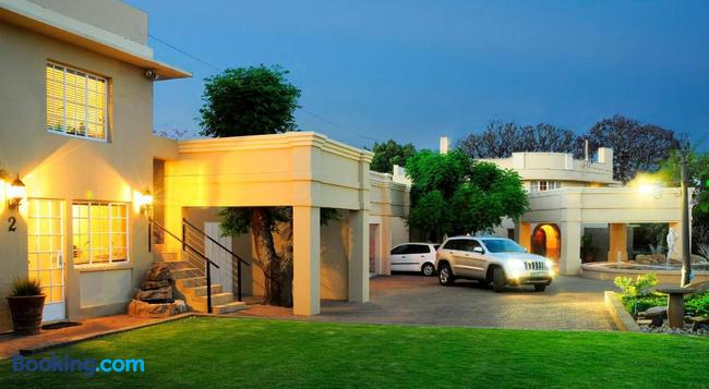 Impa-Lala Country Estate - Bloemfontein - Building