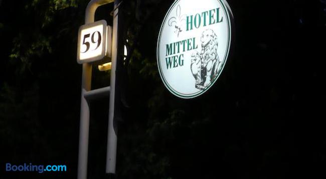 Hotel Mittelweg - Hamburg - Building