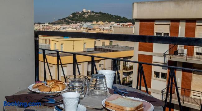 Sette Colli Guesthouse - Cagliari - Building