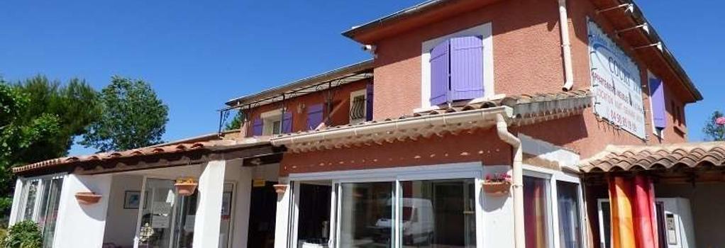 Court'inn Suites - Avignon - Building