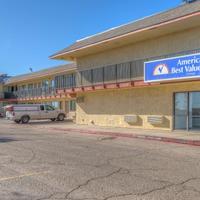 Americas Best Value Inn Amarillo Airport/Grand Street Front Exterior