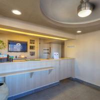 Americas Best Value Inn Amarillo Airport/Grand Street Front Desk