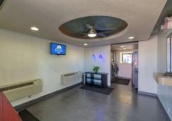 Americas Best Value Inn Amarillo Airport/Grand Street - Amarillo - Lobi