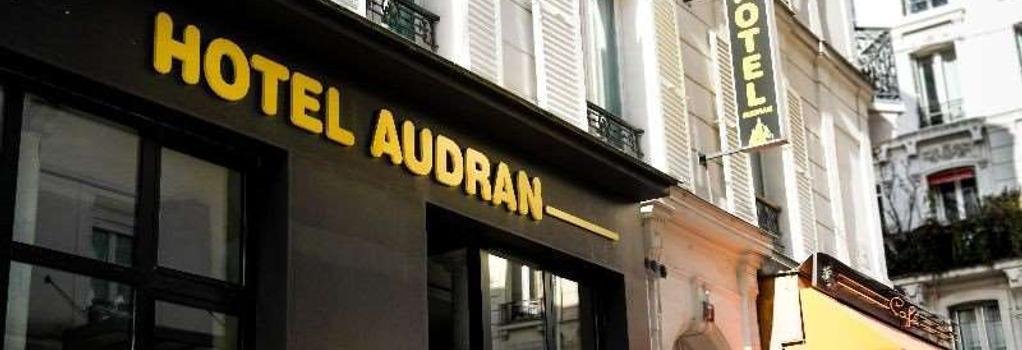 Hotel Audran - Paris - Building