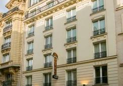 Alexandrine Opera - Paris - Bangunan
