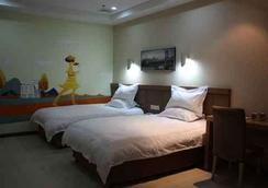 Super 8 Hotel Wenzhou Wang Jiang Lu - Wenzhou - Kamar Tidur
