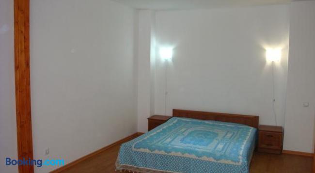 Art Avenue Aparthotel - Lviv - Bedroom