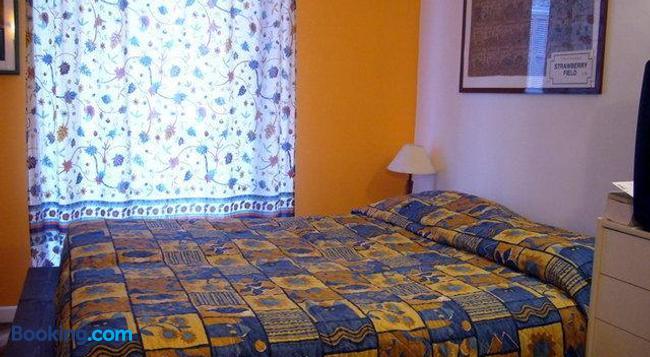 B&B&Courtesy - Rome - Bedroom