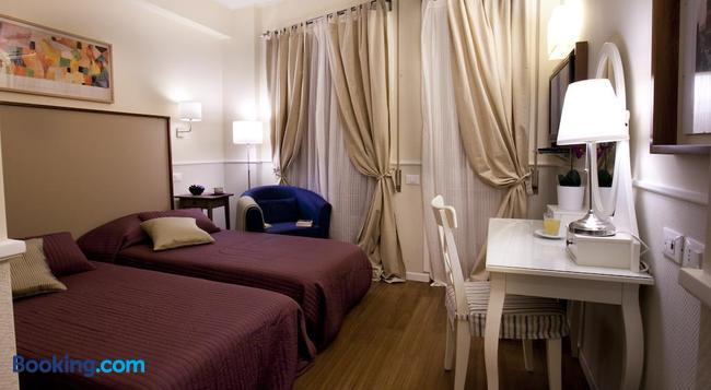 B&B Colfelice - Rome - Bedroom