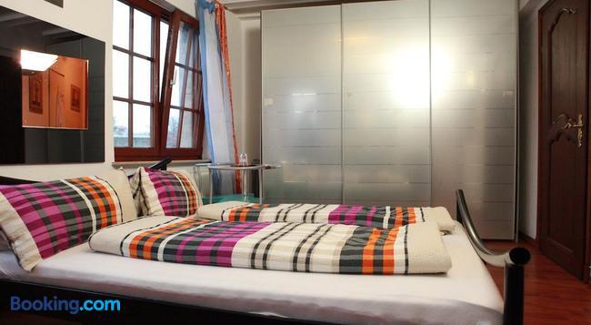 Haus Enteresan - Cologne - Bedroom