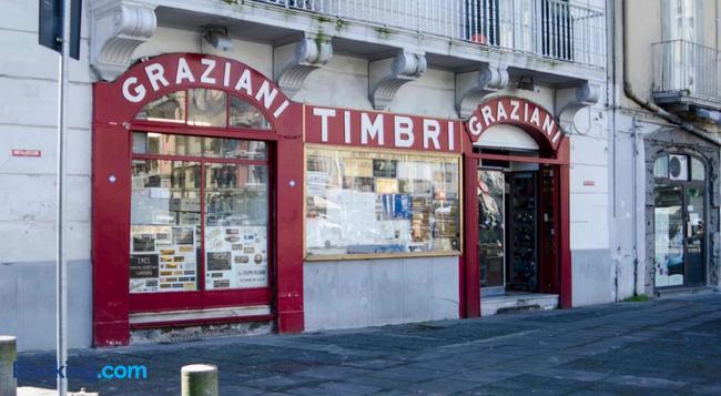 B&B Graziani Relais - Naples - Building