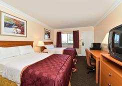 Americas Best Value Inn - Oakland / Lake Merritt - Oakland - Kamar Tidur