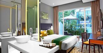 Park Regis Singapore - Singapura - Kamar Tidur