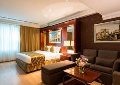 Best Western Plus Hotel Doha - Doha - Kamar Tidur
