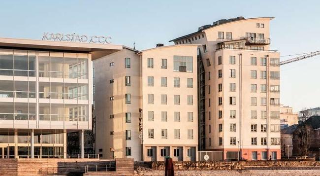 First Hotel River C - Karlstad - Building
