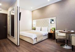 Bonapart Hotel - Kiev - Kamar Tidur