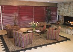 Safari Inn, a Coast Hotel - Burbank - Lobi