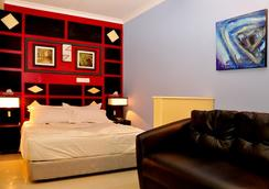 Surf View Hotel - Male - Kamar Tidur