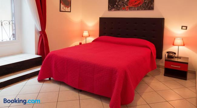 Termini in Bed - Rome - Bedroom