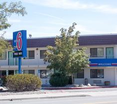 Motel 6 Reno Livestock Events Center
