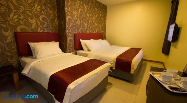Prince 33 Hotel - Johor Bahru - Bedroom