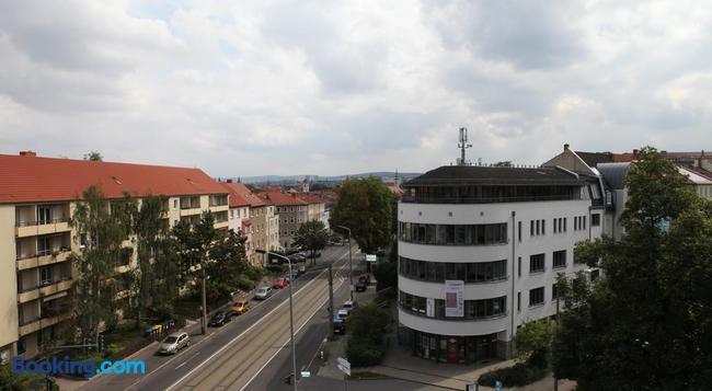Hotel Alt-Erfurt - Erfurt - Building