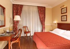 Hotel Cristoforo Colombo - Roma - Kamar Tidur
