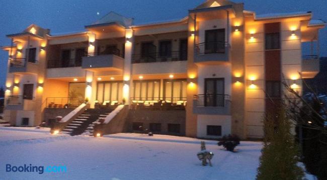 Filoxenia Hotel - Ioannina - Building