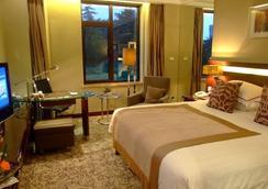 Qingdao Seaview Garden Hotel - Qingdao - Kamar Tidur