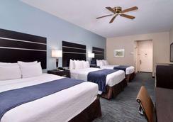 Best Western Plus Northwest Inn & Suites - Houston - Kamar Tidur