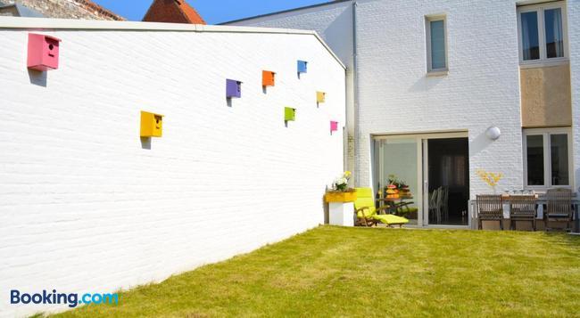 B&B Belgica - Bruges - Building