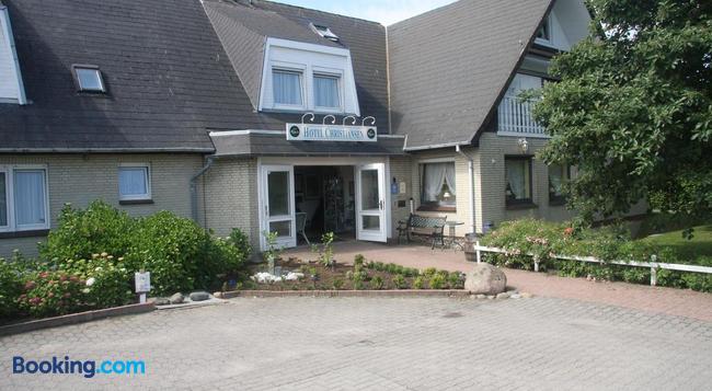 Hotel Christiansen - Westerland - Building