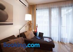 Quality Point Apartments - Budapest - Kamar Tidur
